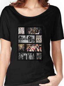 Gossip Girl Cast Women's Relaxed Fit T-Shirt