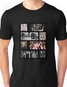 Gossip Girl Cast Unisex T-Shirt