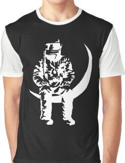 LOVE MOON MAN Graphic T-Shirt