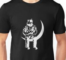 LOVE MOON MAN Unisex T-Shirt