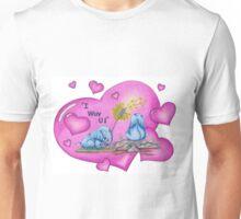 I Wuv U! <3 Unisex T-Shirt