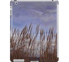 Swaying in the wind iPad Case/Skin
