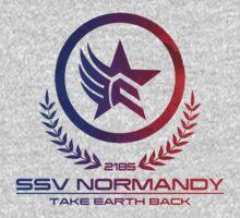 Mass Effect - Take Earth Back by Dorchette