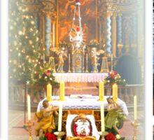 Jesus Christ is born! Sticker