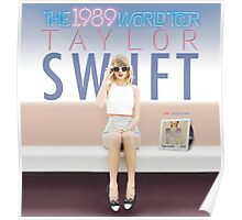 The 1989 World Tour Taylor Swift -rr Poster