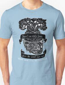 Lotus Flower - Inverted  T-Shirt