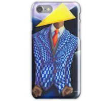 Triangle Man iPhone Case/Skin