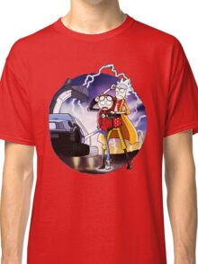 Doctor Rick and Morty Classic T-Shirt