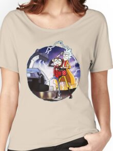 Doctor Rick and Morty Women's Relaxed Fit T-Shirt