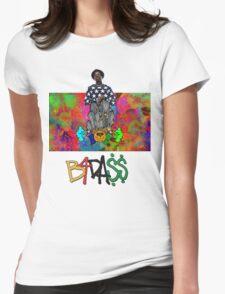 Joey Badass / B4da$$ Trippy Womens Fitted T-Shirt