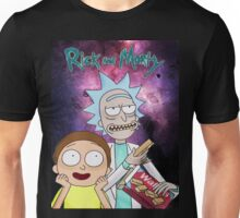 Rick Morty Galaxy Unisex T-Shirt