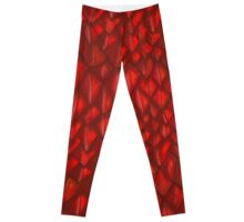 Game of Thrones - Red Dragon Scales Leggings