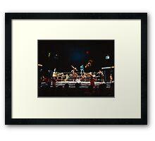 TAIT Framed Print