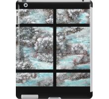 """Peaceful Snow"" Artwork by Carter L. Shepard""  iPad Case/Skin"