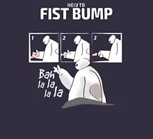 How To Fist Bump Unisex T-Shirt