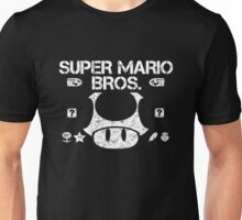 Super Mario Brothers - Bullet Club Unisex T-Shirt