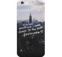 WTNY  iPhone Case/Skin