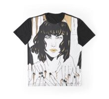 On my mind Graphic T-Shirt