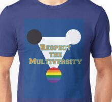 Respect the Multiversity Unisex T-Shirt