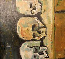 """""""Cézanneareplicanna"""" Artwork by Carter L. Shepard""""  by echoesofheaven"""