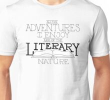 Literary Adventures Unisex T-Shirt