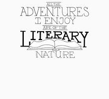 Literary Adventures Unisex T-Shirt