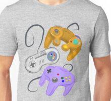 Nintendo Controller Evolution Unisex T-Shirt