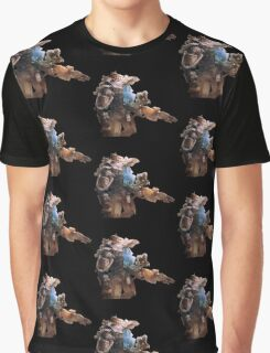 Titanfall Army  Graphic T-Shirt