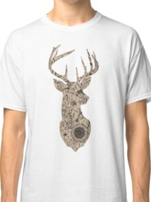 Floral Buck Classic T-Shirt