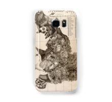 English Soccer Sigil Map Samsung Galaxy Case/Skin