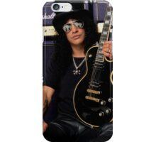 slash n guitar iPhone Case/Skin