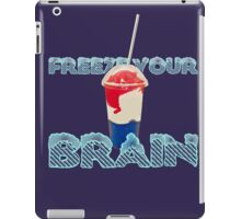 Freeze Your Brain-Heathers The Musical iPad Case/Skin