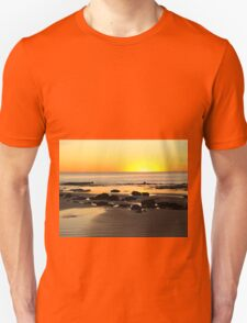 Golden Sands, Cable Beach Western Australia Unisex T-Shirt