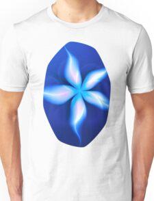 La Fleur Magique de la Sorcière Fractal Unisex T-Shirt