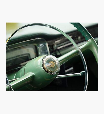 Elegant Steering - Coupe deVille Photographic Print