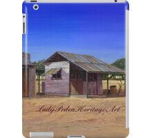 """Old Meathouse, Spring Valley Station, near Petford"" iPad Case/Skin"