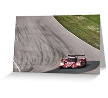 Mazda SKYACTIV at CTMP Greeting Card