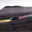 MINI - Desert Rally by ponycargirl