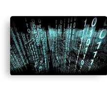 The Matrix  Canvas Print