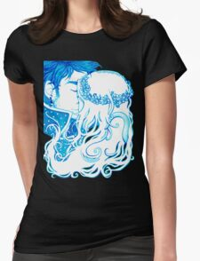 Blue Seas Womens Fitted T-Shirt