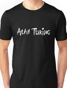 Alan Turing / Alice In Chains (Monsters of Grok) Unisex T-Shirt