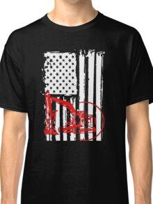 Heavy Equipment Operator in the USA Classic T-Shirt
