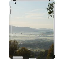 """Valley View"", Yarra Valley, Victoria, Australia iPad Case/Skin"