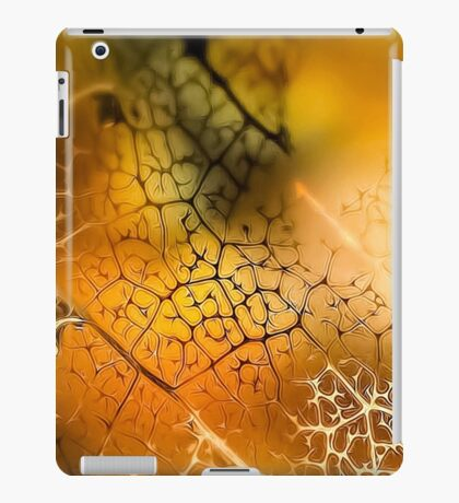 What the Candle Does iPad Case/Skin