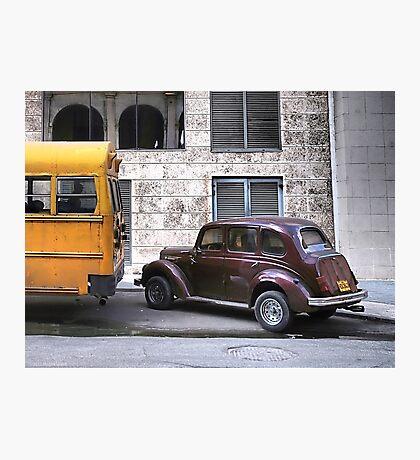 On Every Backstreet - Havana Photographic Print