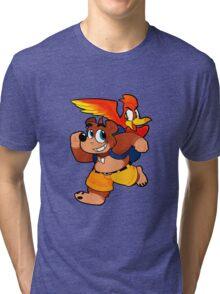 Banjo 'n Kazooie Tri-blend T-Shirt