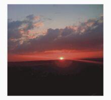 Larravide Sunset Maryland 22 Kids Tee