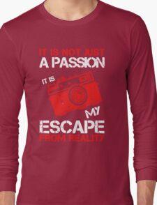 I Am Just A Photographer Long Sleeve T-Shirt