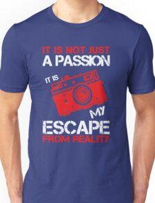 I Am Just A Photographer Unisex T-Shirt