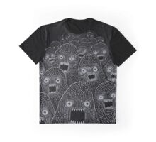 Sea Monsters Graphic T-Shirt
